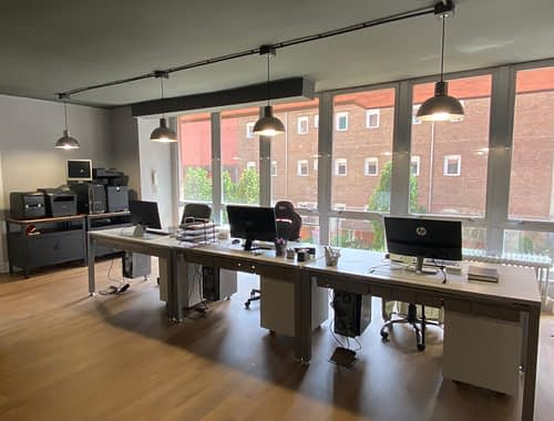 oficina alquiler andamios madrid empresas